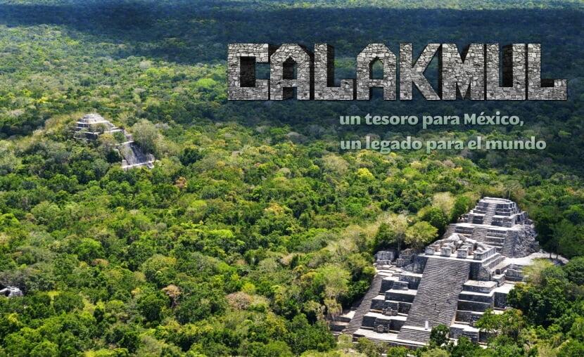 Calakmul patrimonio de la humanidad