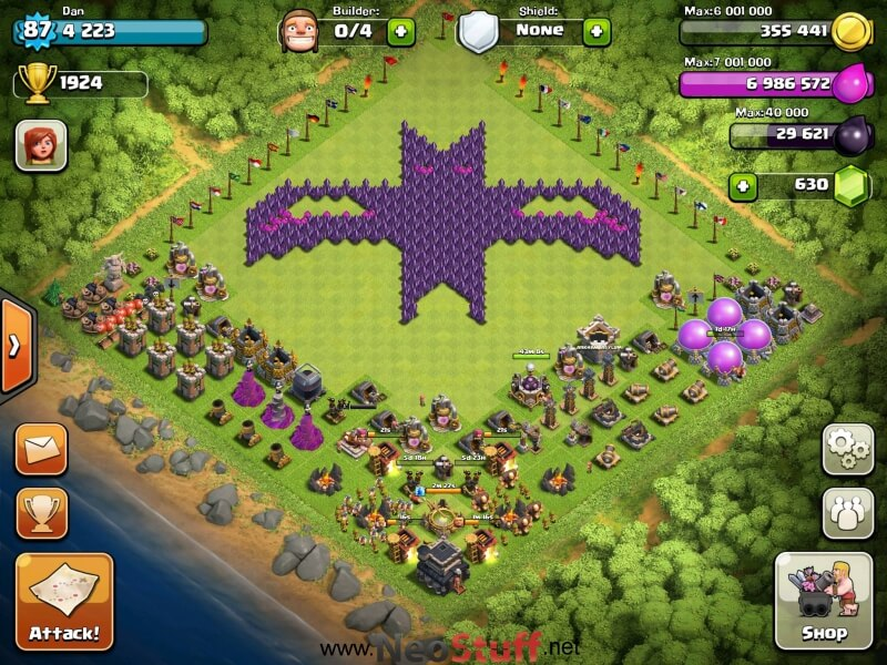 Golbat clash of clans funny pokemon