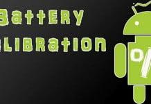 recalibrar batería android