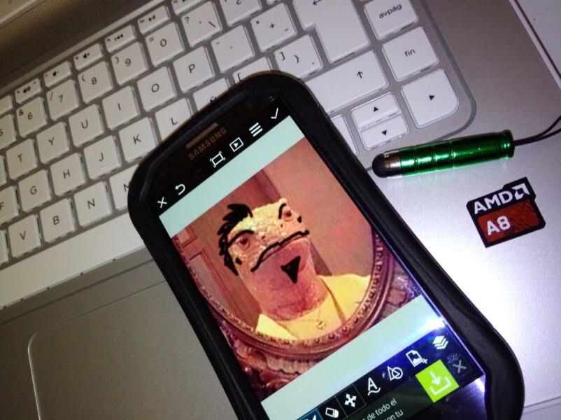 Ventajas smartphone con stylus
