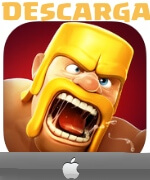 descarga clash of clans ios