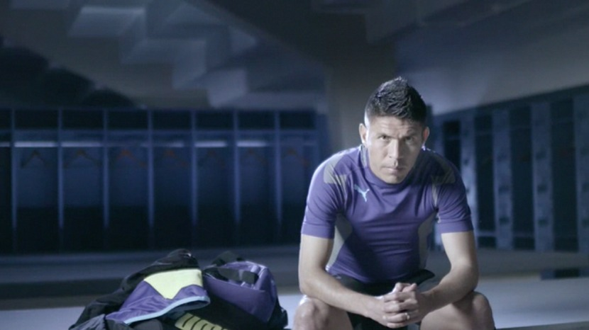 Campaña puma forever faster 2014