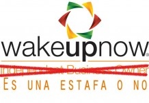wake up now es una estafa o no