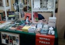 Nitro press Feria del Libro de K'a Óolal