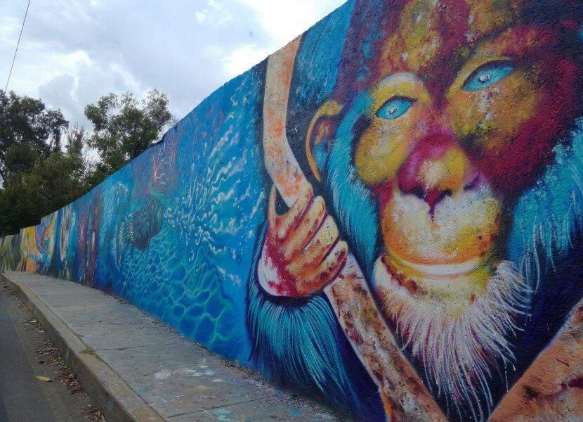graffiti en queretaro mi arte