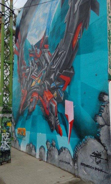 Graffiti en querétaro