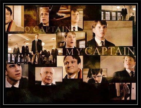 ¡Oh Capitán!, ¡Mi Capitán!