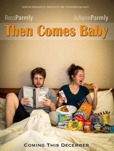 Decirlo en modo película: Viene un bebé en camino