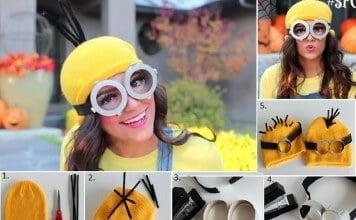 DIY cómo hacer Minion Costume Disfraz para halloween