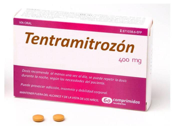 imágenes medicamento graciosa tentramitrozón