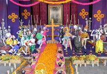 ¿Cómo hacer un altar de muertos?