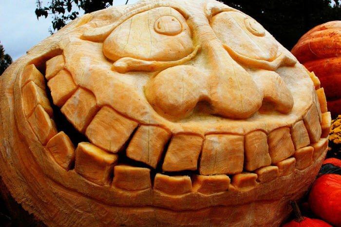 Ideas para adornar calabaza en halloween neostuff - Disenos de calabazas ...