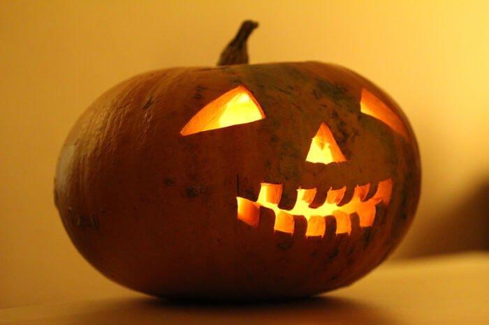 clasic pumpkin halloween