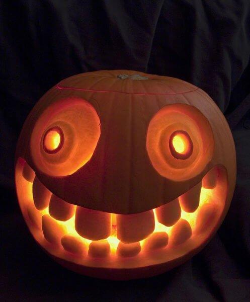crazy pumpkin halloween ideas