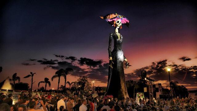 El Festival de Calaveras 2014