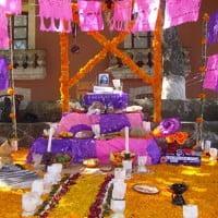 formas de hacer altar de muertos