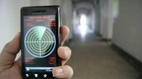 Cazafantasmas android Ghost Radar