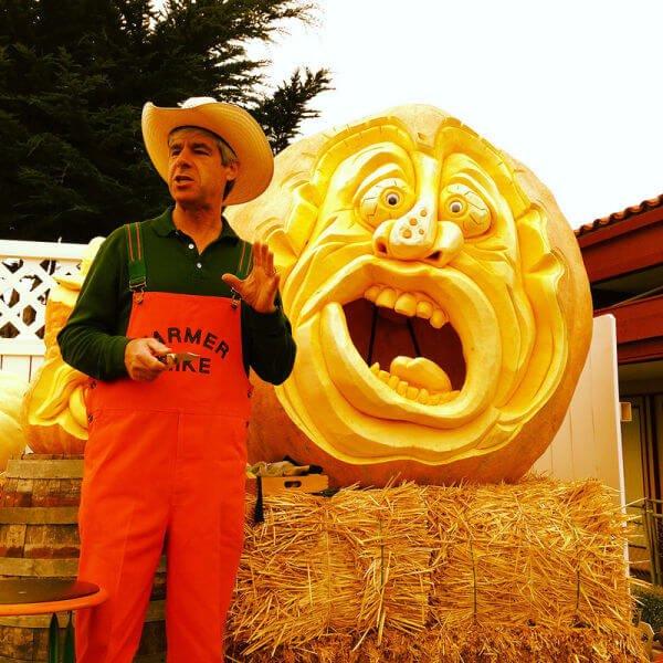 gian pumpkin ideas