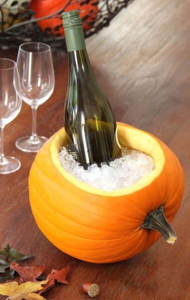 halloween botella alcohol