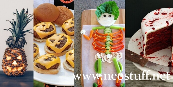 Ideas de comida en halloween decoraci n neostuff - Ideas para fiesta halloween ...