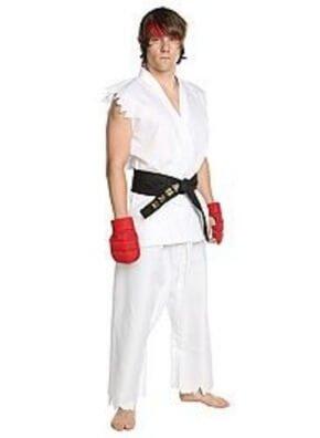 Disfraz de Ryu para halloween