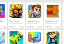 mejores juegos offline android