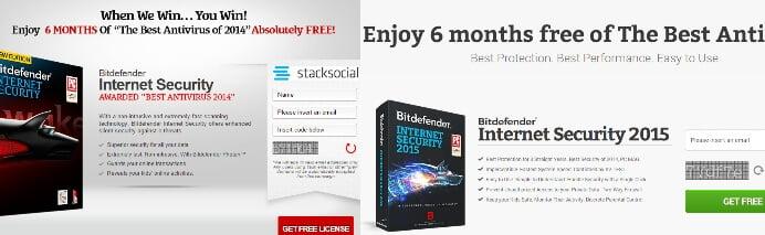 obten gratis licencia de bitdefender