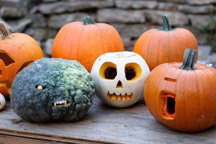 pompkin halloween ideas