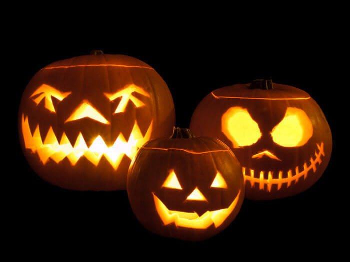 Ideas Para Adornar Calabaza En Halloween Neostuff - Calabaza-hallowen