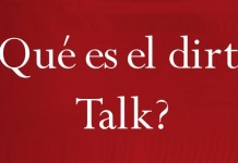 que significa dirty talking