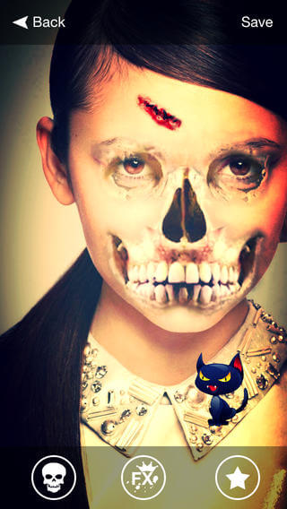 Halloween Makeup app android & ios free