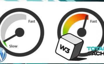 w3 total cache wordpress config
