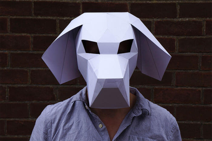 wintercroft doggy mask halloween