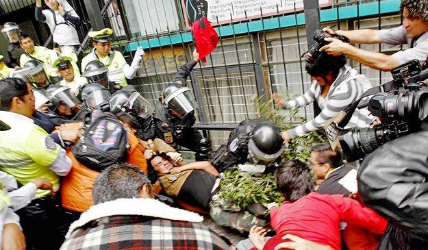 Camaras y policias revolución en redes sociales