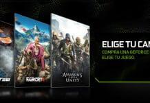 Nvidia elige tu camino regala juegos