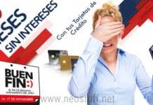 como usar las tarjetas de crédito en el buen fin