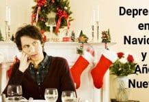 superar la depresión en navidad y año nuevo