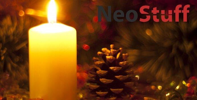 Tutorial hacer velas navide as diy neostuff for Velas navidenas