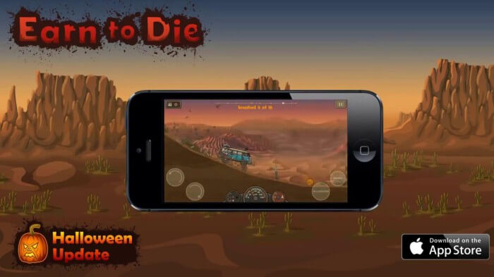 descarga earn to die 2 ios