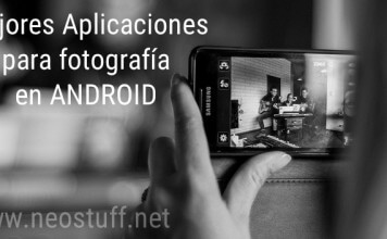mejores apps fotografia android