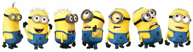 minions la pelicula 2015 personajes