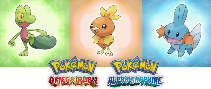 pokemon omega ruby vs alpha sapphire