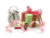 regalar tiempo en navidad