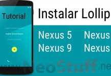 tutorial instalar lollipop android 5 nexus