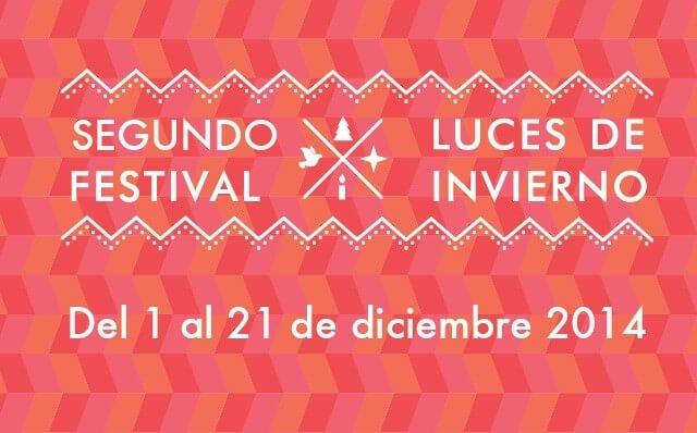 Segundo Festival de Luces de Invierno 2014