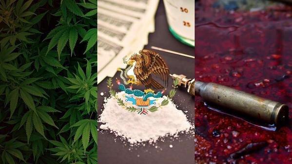 bandera de méxico yamecansé ayotzinapa