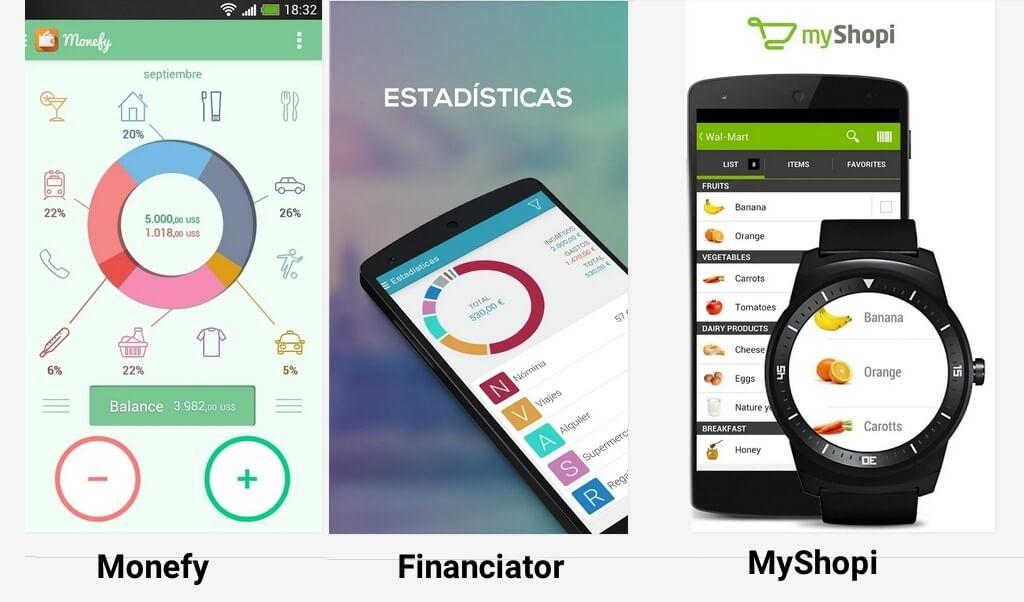 mejores aplicaciones finanzas android