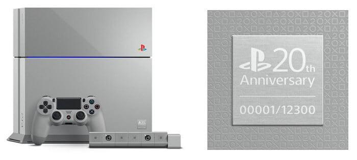 NeoStuff Playstation 4 20° Aniversary