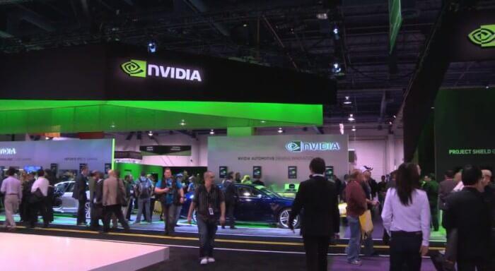 Nvidia CES 2015
