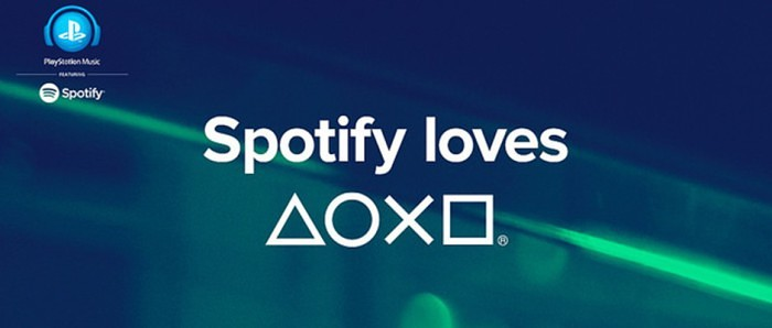 Spotify loves Sony